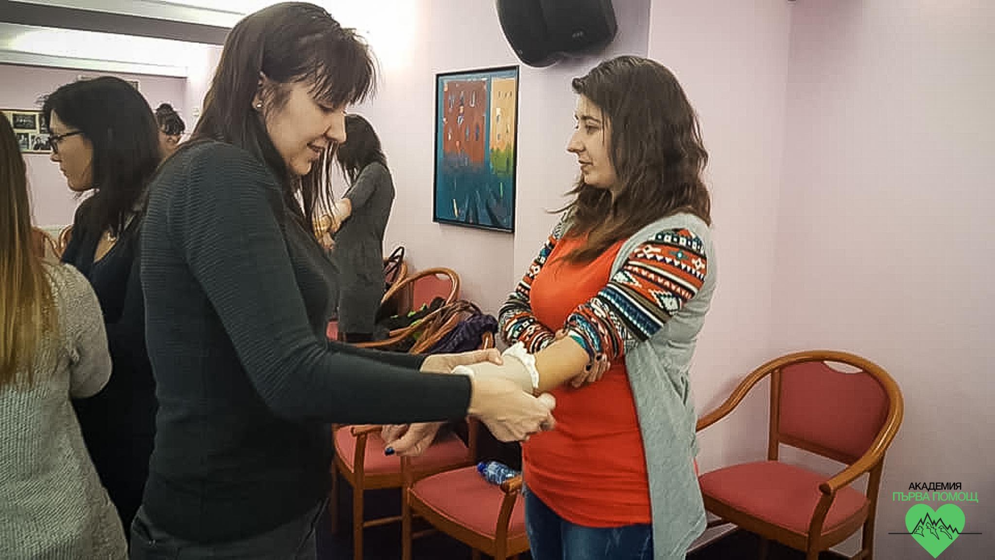 Академия Първа Помощ Спешни детски състояния спешни детски състояния
